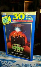 Vintage TMNT III Movie Poster Puzzle - Factory Sealed Super Rare NOS