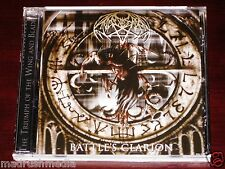 Averse Sefira: Battle's Clarion CD ECD 2007 Candlelight USA Records CDL336CD NEW