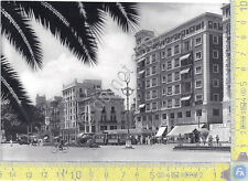 Malaga- Plaza General Quiepo de Llano- 50's  - Cartolina - Postcard