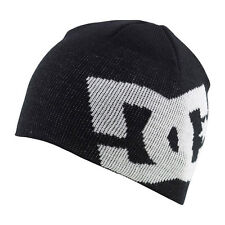 DC Shoes Men's Big Star Beanie Black One Size Rob Dyrdek Skateboarding