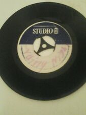 "LIVE AND LEARN/STORMY NIGHT~ALTON ELLIS/JACKIE MITTOO.VINYL 7""45rpm.STUDIO 1.VGC"