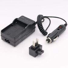 AC/DC LITHIUM ION Charger for SAMSUNG SB-LS110 SB-LS220 SB-L110 SB-L220 Battery