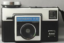 KODAK INSTAMATIC X-25 Vintage 126 Film Camera  Made in USA Very Clean
