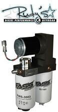 FASS Titanium Fuel Pump 150GPH For 05-15 Ram Cummins Diesel 5.9L 6.7L TD07150G