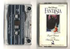 Mc FANTASIA Volume 1 Walt Disney OTTIMO 1990 Vol 1