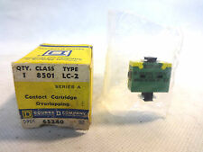 NEW IN BOX SQUARE D 8501 LC-2 OVERLAPPING CONTACT CARTRIDGE