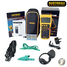 Martindale HandyPAT 500 PAT Testers - Comes Calibrated HPAT500