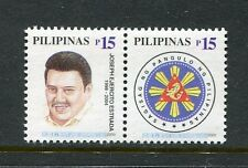 Philippines 2662b MNH,2000, March 13.  Presidents of the Republic, Series 1