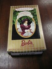 1997 Barbie Holiday Home Coming Ornament - Holiday Bargains #150