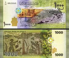 SYRIA 1000 1,000 POUNDS 2013 ( 2015 ) UNC CONSECUTIVE 20 PCS LOT P.NEW FREE SHIP