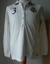 """HV polo, manches longues femmes polo, Hell Beige Gr xs, """"Blanca"""""""