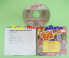 CD MITI DEL ROCK LIVE 99 CLOSER HOME compilation 1994 GRAND FUNK RAILROAD (C31)