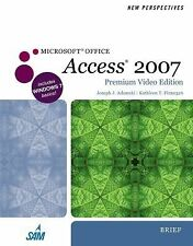 New Perspectives on Microsoft  Office Access 2007, Brief, Premium Video Edition