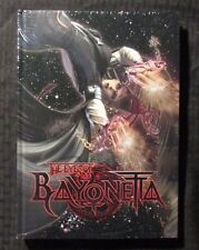 2013 The Eyes of Bayonetta: Art Book & DVD Hardcover by Sega Sealed
