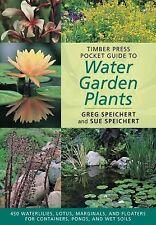 Timber Press Pocket Guide to Water Garden Plants by Robert Lee Riffle Never Used