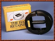 Long Oval ~HAT RETAINER~ Stretcher-Plastic-Form-Cowboy