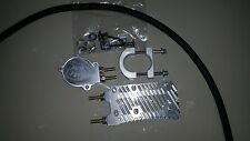 Yamaha TW 200 Oil Cooler Kit