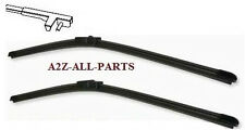 FOR MERCEDES C CLASS W204 1.6 1.8 2.2 3.0 3.5 08 09 10 FRONT WIPER BLADES SET