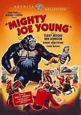 Mighty Joe Young,New DVD, Ben Johnson, Terry Moore, Robert Armstrong, Ernest B.