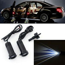 2x LED Car laser projector Shadow Luz de puerta de coche step Para Ford