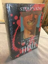 Stephen King The Drawing of the Three TRUE First Edition (SEALED) GRANT