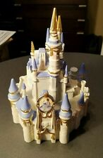 Lenox Disney Cinderella Castle Walt Disney World Resort Exclusive COA Signed