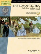 The Romantic Era Book with Online Audio Access Early Intermediate Leve 000297075