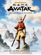 Avatar: The Last Airbender (The Art of the Animated Series) Bryan Konietzko Mich