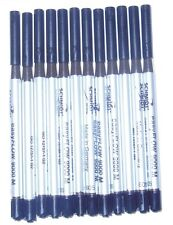 12 - SCHMIDT Easy Flow 9000 Ballpoint Pen Refill - BLACK MEDIUM - Parker Style