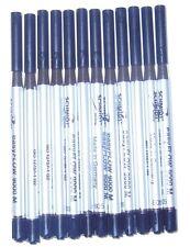 12 - SCHMIDT Easy Flow 9000 Ballpoint Pen Refill - BLACK MEDIUM - Parker Style