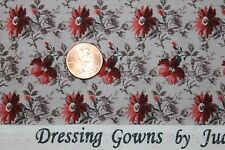 """CIVIL WAR """"DRESSING GOWNS"""" COTTON REPRODUCTION QUILT FABRIC BTY MARCUS 0443-0196"""