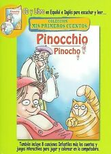 NEW - Pinocho: Mis Primeros Cuentos by Various Artists