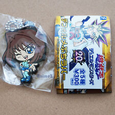 Official Yu-Gi-Oh! rubber mascot keychain - Téa Gardner 20th Anniversary *NEW*