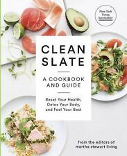 Martha Stewart Living - Clean Slate (2014) - New - Trade Paper (Paperback)