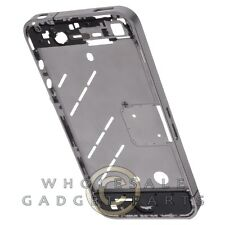 Housing Mid Plate for Apple iPhone 4 GSM Silver Body Frame Chassis Cover