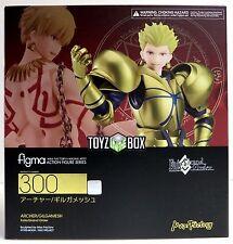 """In STOCK Figma """"Gilgamesh"""" Fate Grand Order Action Figure 300"""