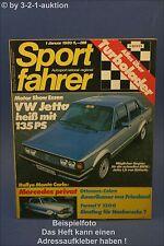 Sportfahrer 1/80 VW Jetta Nothelle Range Rover Turbo
