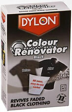 Dylon Colour Renovator - Black Fabrics