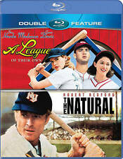NEW - League of Their Own, a (1992) / Natural, the - Set [Blu-ray]
