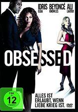 Obsessed - Beyoncé - Idri Elba - Ali Carter - DVD - OVP - NEU