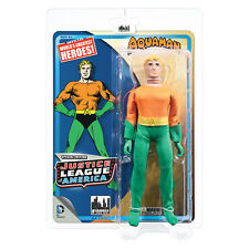 DC Comics Justice League Mego Style Action Figures Series 1: Aquaman by FTC