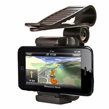 Universal New Car Rearview Mirror Mount Holder Stand Cradle For Cell Phone GPS R