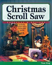Christmas Scroll Saw Patterns: Patterns & Designs-ExLibrary