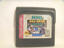 NHL All-Star Hockey - Sega Game Gear - cartridge only