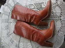 VTG FRYE COWGIRL-FASHION BOOTS WOMEN'S SIZE 6.5