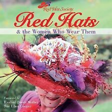 Red Hats & The Women Who Wear Them By Lark Books , Makes A Great Gift, BRAND NEW