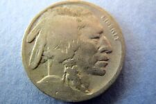 BUFFALO/INDIAN HEAD NICKEL 1919  Vintage INDIAN HEAD/BUFFALO NICKEL, Fine Coin