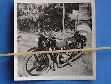 Interessantes Foto Motorrad Oldtimer