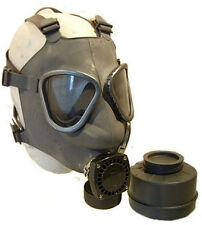 Mens Ladies Finnish Army Soldier Nokia M61 Gas Mask