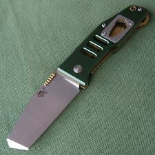 Sanrenmu SRM High Quality Tanto Blade EDC Folding Knife 7046LTX-LPR-T3